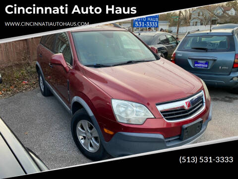 2009 Saturn Vue for sale at Cincinnati Auto Haus in Cincinnati OH