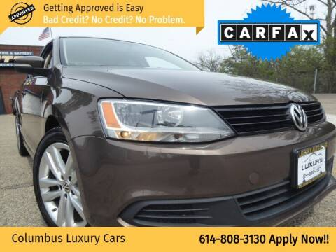 2012 Volkswagen Jetta for sale at Columbus Luxury Cars in Columbus OH