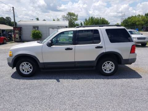 2003 Ford Explorer for sale at CAR-MART AUTO SALES in Maryville TN