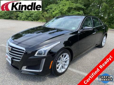 2017 Cadillac CTS for sale at Kindle Auto Plaza in Middle Township NJ