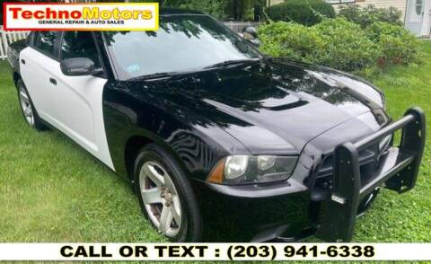 2013 Dodge Charger for sale at Techno Motors in Danbury CT