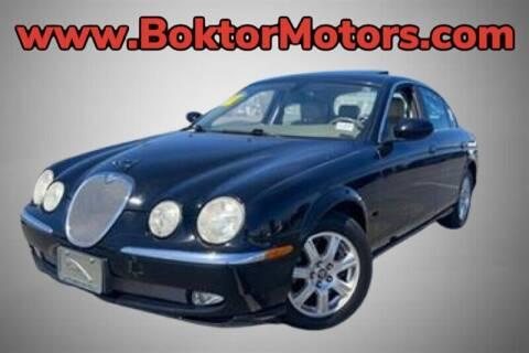 2003 Jaguar S-Type for sale at Boktor Motors in North Hollywood CA
