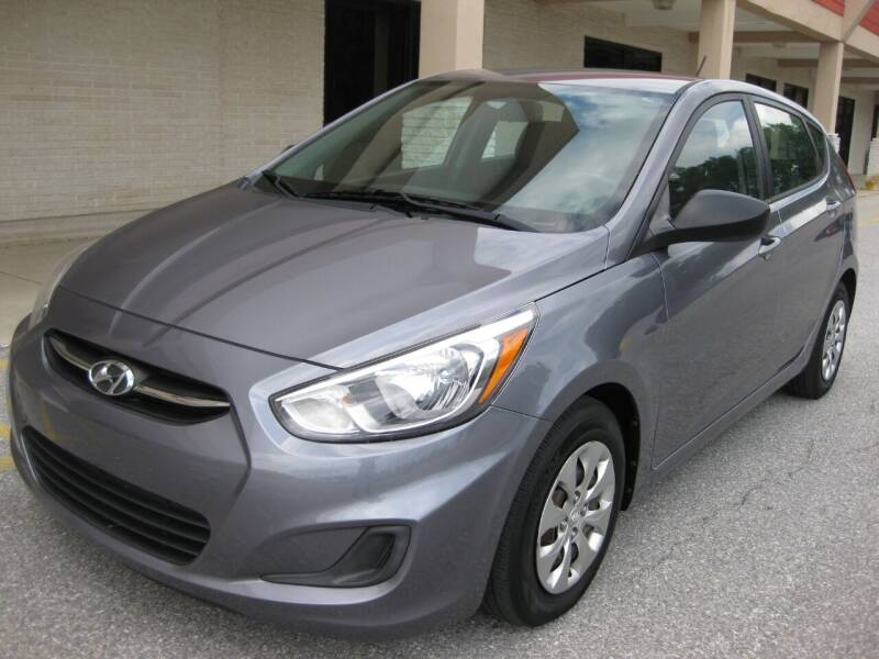 2016 Hyundai Accent for sale at PRIME AUTOS OF HAGERSTOWN in Hagerstown MD