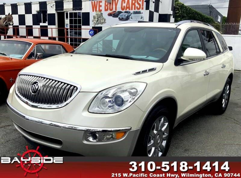 2011 Buick Enclave for sale at BaySide Auto in Wilmington CA