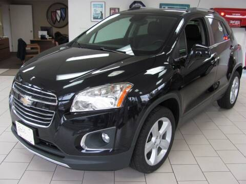 2015 Chevrolet Trax for sale at Kens Auto Sales in Holyoke MA