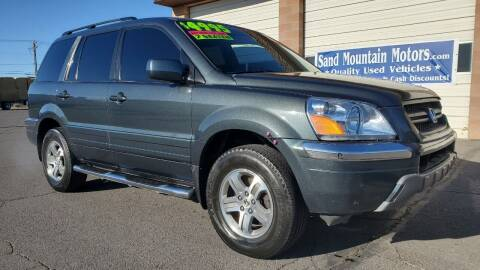 2004 Honda Pilot for sale at Sand Mountain Motors in Fallon NV