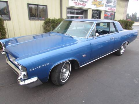 1963 Pontiac Grand Prix for sale at Toybox Rides in Black River Falls WI