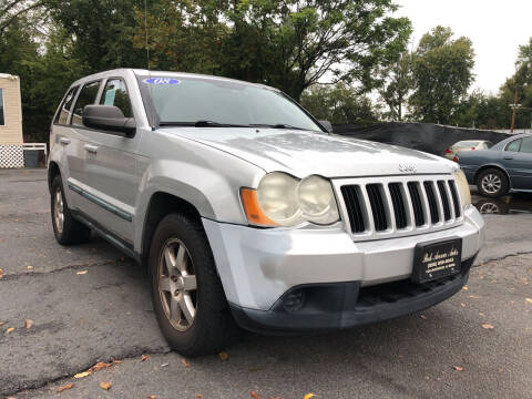 2008 Jeep Grand Cherokee for sale at PARK AVENUE AUTOS in Collingswood NJ