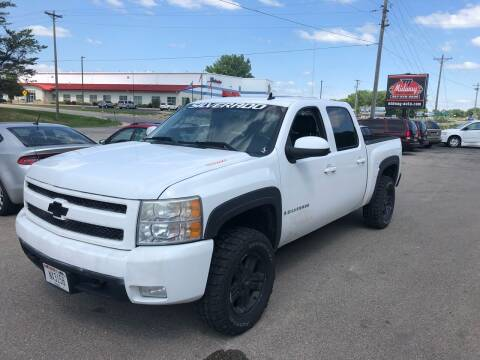 2007 Chevrolet Silverado 1500 for sale at Midway Auto Sales in Rochester MN