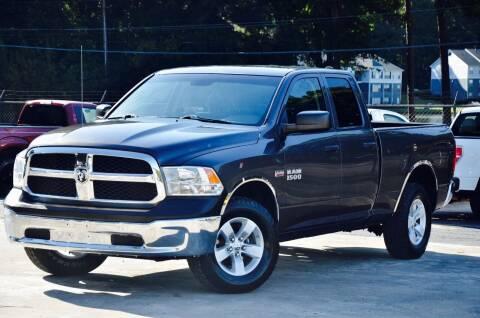2014 RAM Ram Pickup 1500 for sale at Marietta Auto Mall Center in Marietta GA