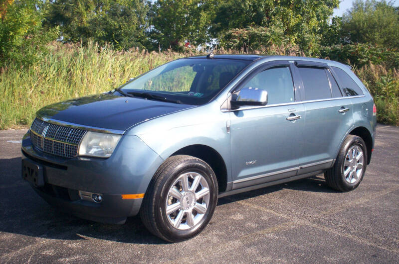 2010 Lincoln MKX for sale at Action Auto Wholesale - 30521 Euclid Ave. in Willowick OH
