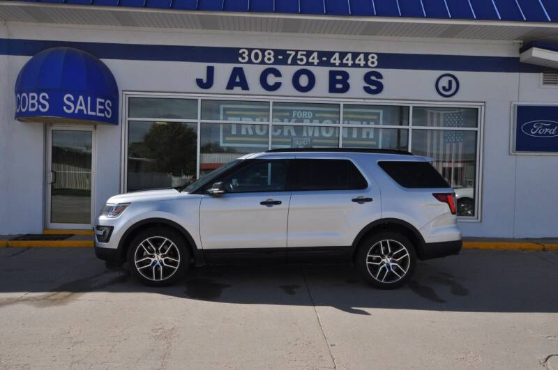 2016 Ford Explorer for sale at Jacobs Ford in Saint Paul NE