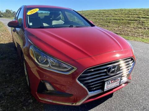 2018 Hyundai Sonata for sale at Mr. Car LLC in Brentwood MD