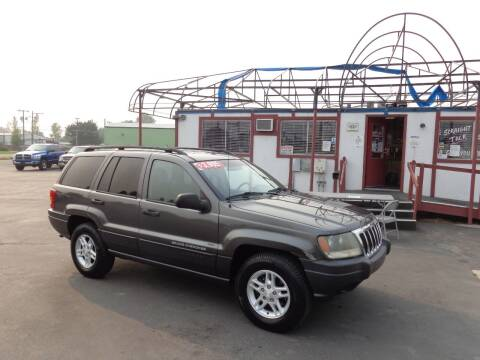 2003 Jeep Grand Cherokee for sale at Jim's Cars by Priced-Rite Auto Sales in Missoula MT