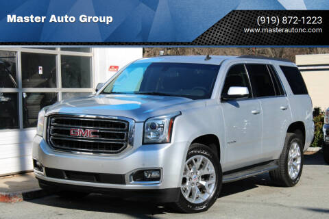 2015 GMC Yukon for sale at Master Auto Group in Raleigh NC