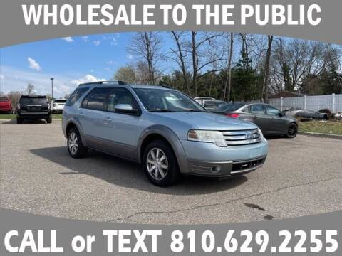 2009 Ford Taurus X for sale at Lasco of Grand Blanc in Grand Blanc MI