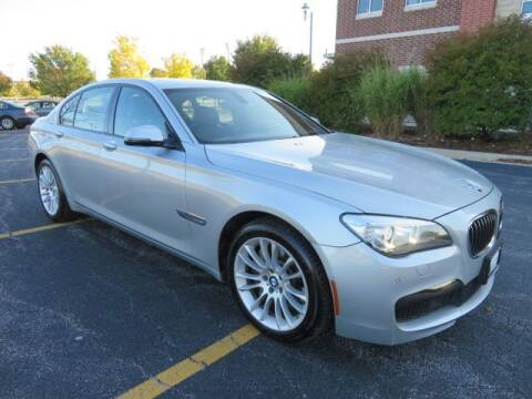 2013 BMW 7 Series for sale at Import Exchange in Mokena IL