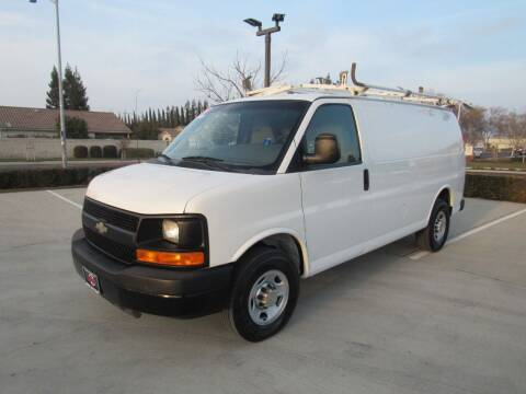 2010 Chevrolet Express Cargo for sale at Repeat Auto Sales Inc. in Manteca CA