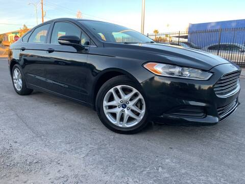 2014 Ford Fusion for sale at Boktor Motors in Las Vegas NV