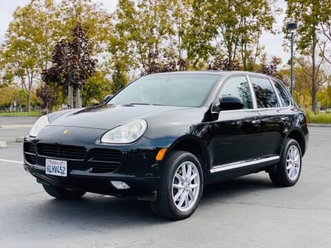 2005 Porsche Cayenne for sale at Silmi Auto Sales in Newark CA
