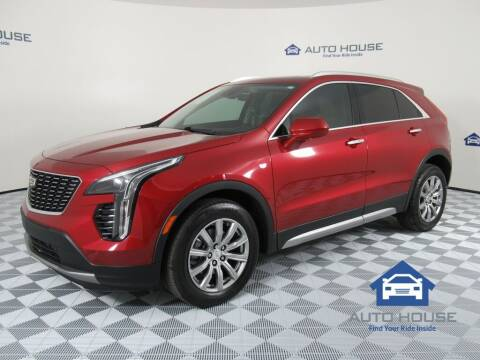 2019 Cadillac XT4 for sale at AUTO HOUSE TEMPE in Tempe AZ