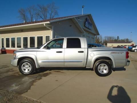 2008 Dodge Dakota for sale at Milaca Motors in Milaca MN