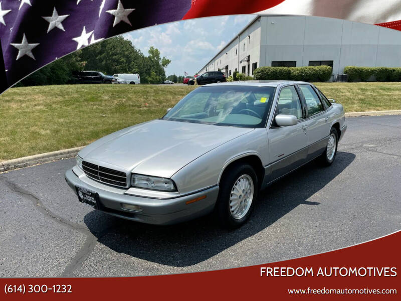 1995 Buick Regal for sale at Freedom Automotives in Grove City OH