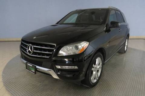 2012 Mercedes-Benz M-Class for sale at Hagan Automotive in Chatham IL
