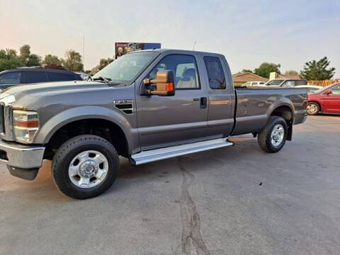 2010 Ford F-250 Super Duty for sale at Cars 4 Idaho in Twin Falls ID
