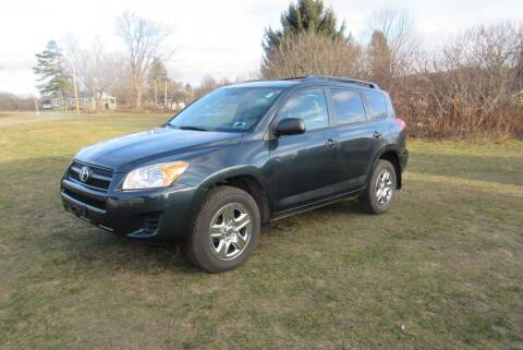 2009 Toyota RAV4 for sale at Clearwater Motor Car in Jamestown NY