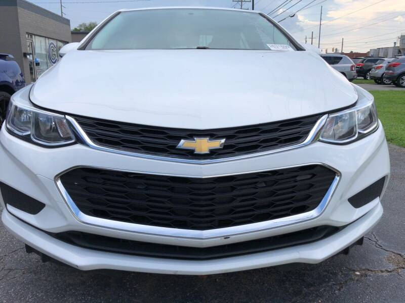 2017 Chevrolet Cruze for sale at Car Guys in Lenoir NC