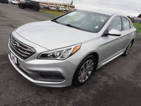 2015 Hyundai Sonata for sale at Karmart in Burlington WA