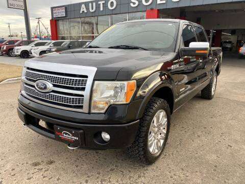 2012 Ford F-150 for sale at Auto Solutions in Warr Acres OK
