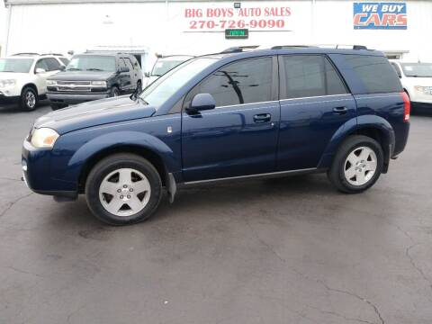 2007 Saturn Vue for sale at Big Boys Auto Sales in Russellville KY