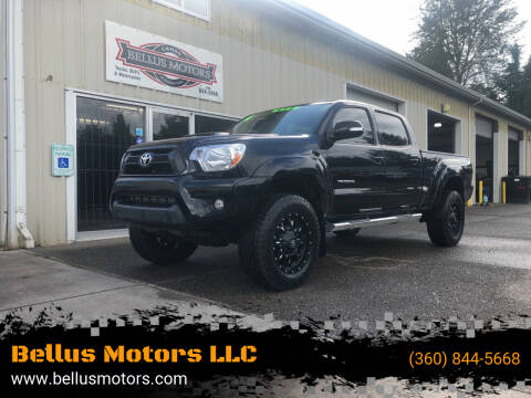 2014 Toyota Tacoma for sale at Bellus Motors LLC in Camas WA