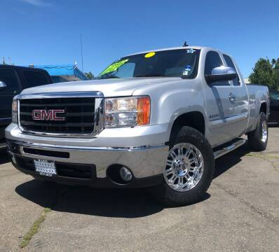 2013 GMC Sierra 1500 for sale at LUGO AUTO GROUP in Sacramento CA