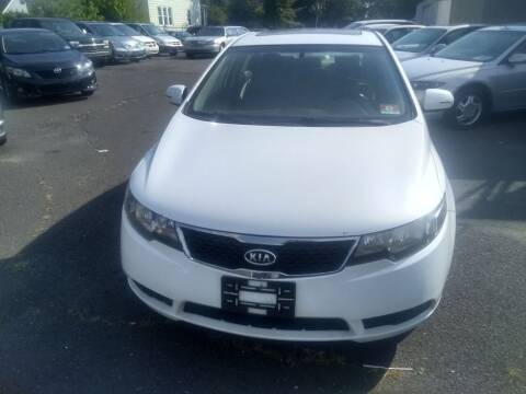2011 Kia Forte for sale at Wilson Investments LLC in Ewing NJ