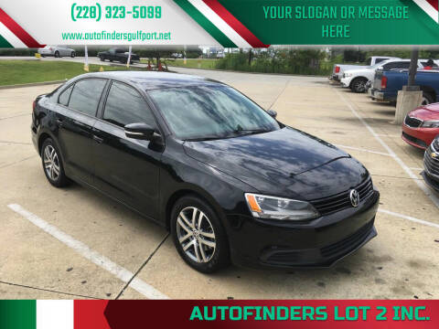 2012 Volkswagen Jetta for sale at Autofinders in Gulfport MS