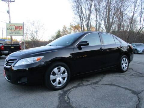 2011 Toyota Camry for sale at AUTO STOP INC. in Pelham NH