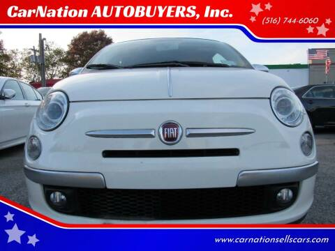 2012 FIAT 500c for sale at CarNation AUTOBUYERS, Inc. in Rockville Centre NY