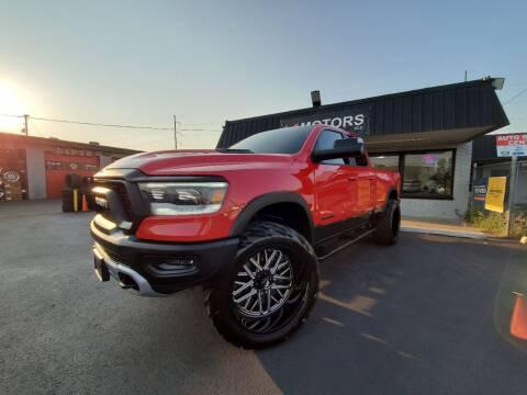 2019 RAM Ram Pickup 1500 for sale at LA Motors LLC in Denver CO