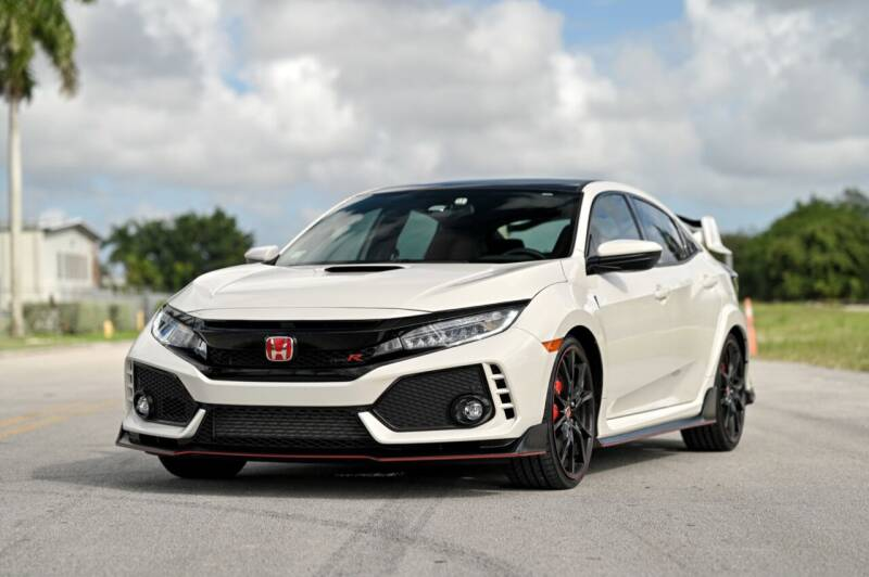 2017 Honda Civic for sale at EURO STABLE in Miami FL