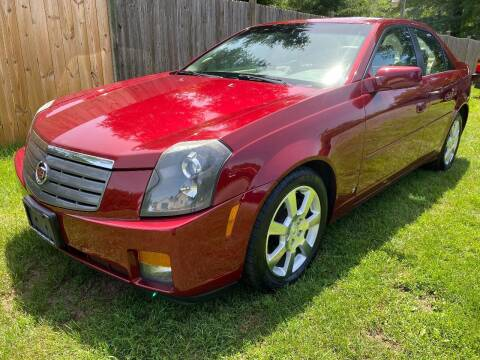 2006 Cadillac CTS for sale at ALL Motor Cars LTD in Tillson NY
