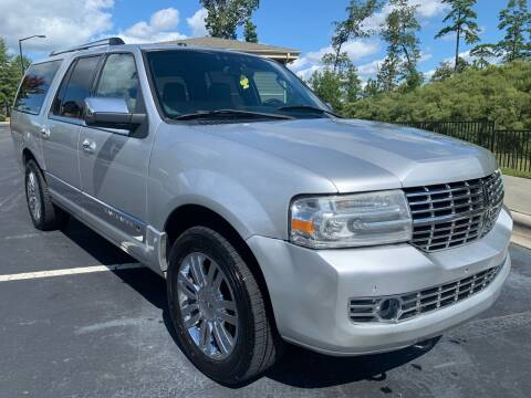 2010 Lincoln Navigator L for sale at LA 12 Motors in Durham NC