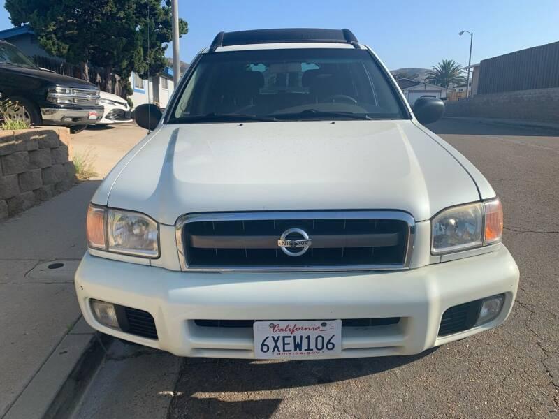 2004 Nissan Pathfinder for sale at Aria Auto Sales in El Cajon CA