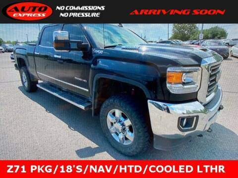 2018 GMC Sierra 2500HD for sale at Auto Express in Lafayette IN