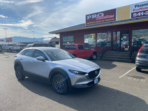 2020 Mazda CX-30 for sale at Pro Motors in Roseburg OR