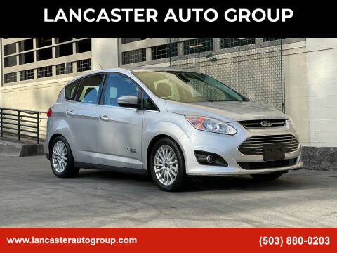 2015 Ford C-MAX Energi for sale at LANCASTER AUTO GROUP in Portland OR