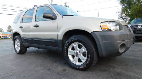 2005 Ford Escape for sale at Action Automotive Service LLC in Hudson NY