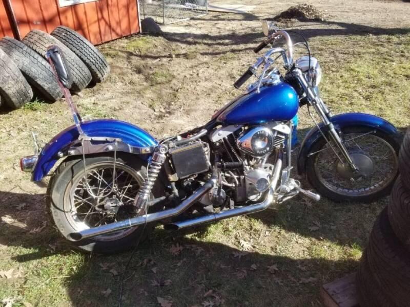 1972 Harley-Davidson SuperGlide FXE